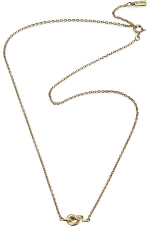 Efva Attling Love Knot Necklace Accessories Jewellery Necklaces Dainty Necklaces