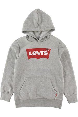Levi's Sweatshirts - Hættetrøje - Batwing - Gråmeleret