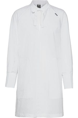 G-Star Kvinder Tunika kjoler - V-Neck Tunic Dress L\S Knælang Kjole