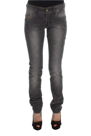 John Galliano Slim Fit Stretch Jeans