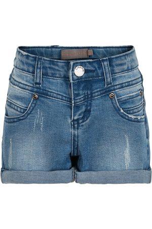 Creamie Denim Shorts (821708)