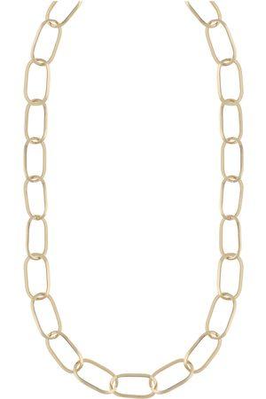 SNÖ of Sweden Kvinder Halskæder - Agatha Neck Accessories Jewellery Necklaces Chain Necklaces Guld