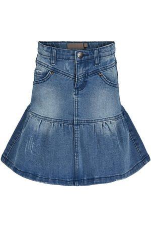 Creamie Denim Skirt (821703)