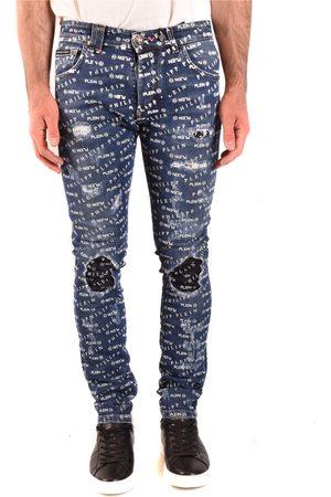 Philipp Plein Mænd Straight - Jeans
