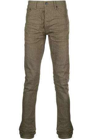 JOHN ELLIOTT Mænd Slim - Jeans med lige ben
