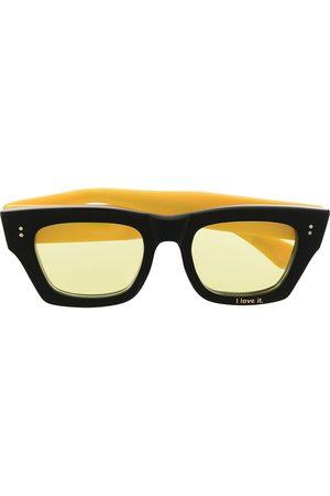 DUOltd SS21DUO7060115ADT solbriller med firkantet stel