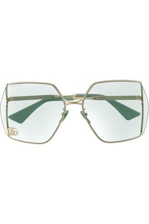 Gucci Oversize GG-solbriller