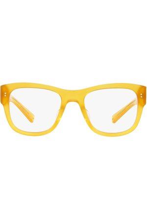 Dolce & Gabbana Rektangulære solbriller