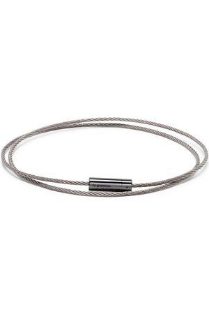 Le Gramme 11g kabel-armbånd med poleret finish