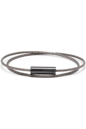Le Gramme 7g poleret kabelkæde-armbånd