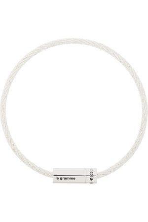 Le Gramme Le 9g armbånd med poleret finish