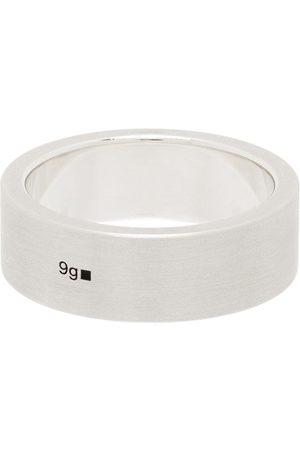 Le Gramme La 9g ring med børstet effekt