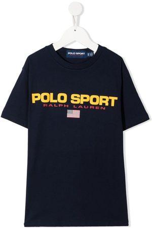Ralph Lauren T-shirt med logotryk