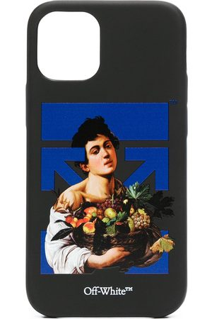 OFF-WHITE Caravaggio iPhone 12 Pro cover med tryk