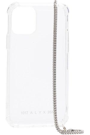 1017 ALYX 9SM IPhone 11 Pro mobilcover med cubix-kæde