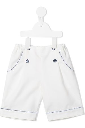 Familiar Shorts med ankermotiv