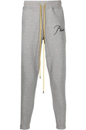 Rhude Joggingbukser med løbesnor og logo