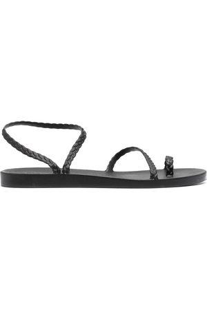 Ancient Greek Sandals Eleftheria gelée-sandaler