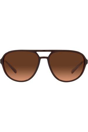 Dolce & Gabbana Graduerede aviator-solbriller