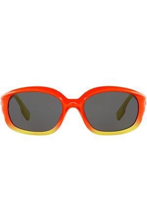Burberry Eyewear Milton solbriller med rundt stel