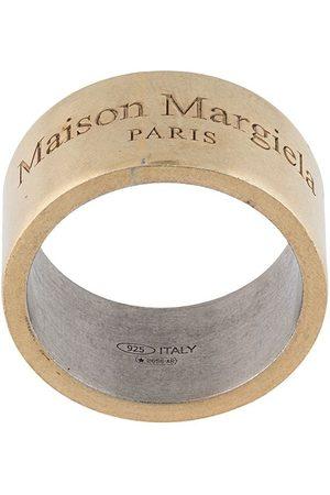 Maison Margiela Ring med logo-indgravering