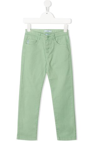 KNOT Jake bukser i bomuldstwill