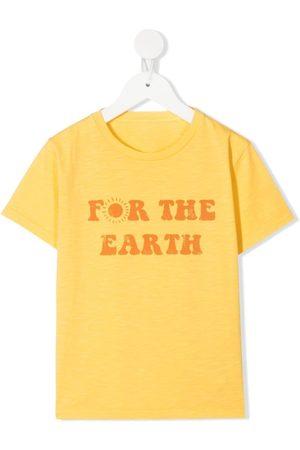 KNOT T-shirt i økologisk bomuld