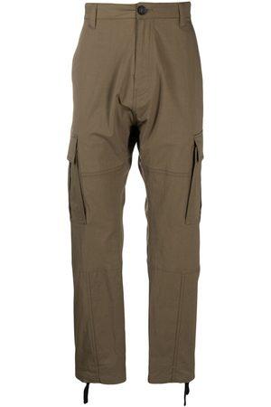 MARCELO BURLON Cargo-bukser med lige ben