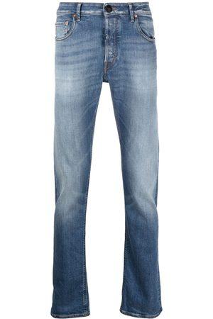 Hand Picked Jeans med lige ben og mellemhøj talje