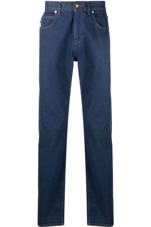 VERSACE Jeans med lige ben og logomærke