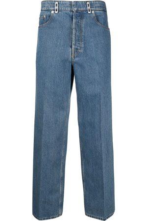 Lanvin Jeans med lige ben og logomærke