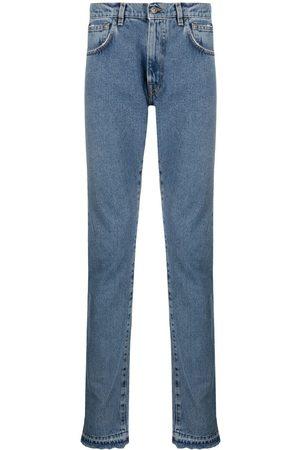 424 FAIRFAX Jeans med lige ben og mellemhøj talje