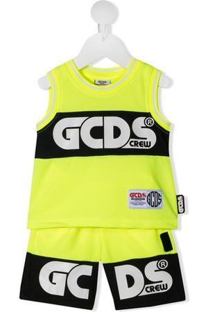 GCDS Træningssæt med logotryk
