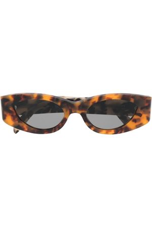 Retrosuperfuture Cat eye-solbriller skildpaddeeffekt