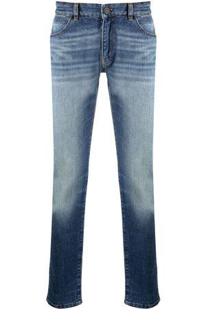 PT01 Jeans med lige ben og lav talje