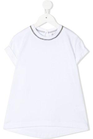 Brunello Cucinelli Kortærmet T-shirt