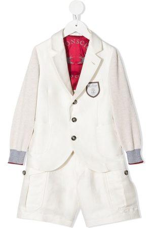Brunello Cucinelli Enkeltradet jakkesæt i to dele