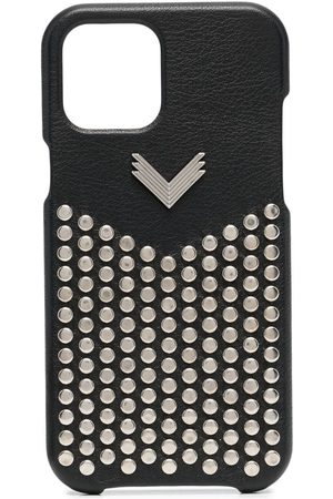 Manokhi IPhone Pro Max cover med nitter