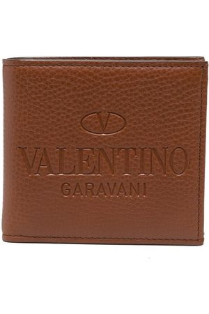 VALENTINO GARAVANI Logo-præget kortholder