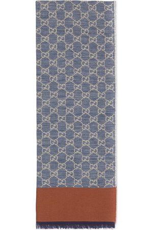 Gucci Jacquard-tørklæde med GG-tryk