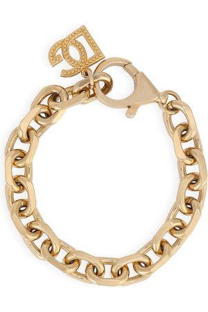 Dolce & Gabbana Mænd Armbånd - Chunky curb-chain bracelet
