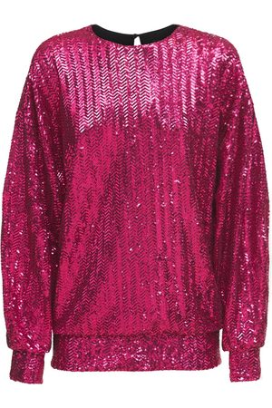 Isabel Marant Olivia Sequined Top