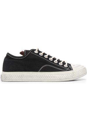 Acne Studios Kvinder Casual sko - Canvas lace-up sneakers