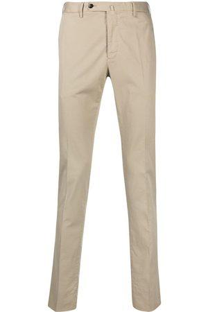PT01 Mænd Chinos - Bukser med forskudte knapper