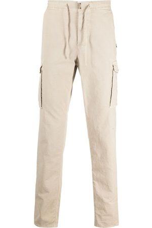 Incotex Mænd Cargo bukser - Cargo-bukser med lige ben