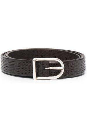 DELL'OGLIO Mænd Bælter - Adjustable buckle belt