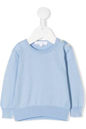 Mariella Ferrari Baby Strik - Knitted cotton sweater
