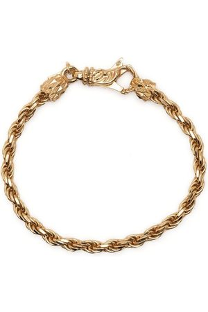 EMANUELE BICOCCHI Mænd Armbånd - French-rope chain bracelet