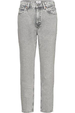MANGO Kvinder Slim - Mom90 Slim Jeans