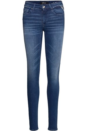 Replay Kvinder Slim - New Luz Slim Jeans